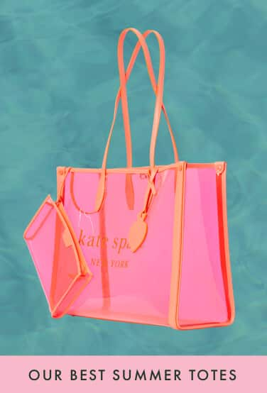 our best summer totes