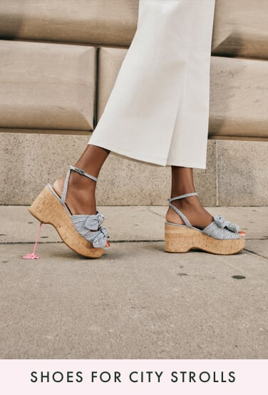 shoes for city strolls