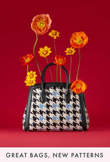 your favorite bags in new patterns
