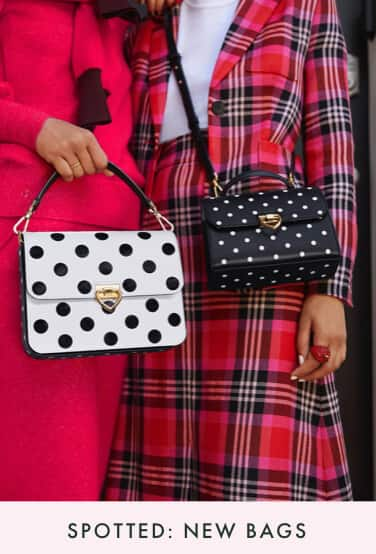 spotted: new bags