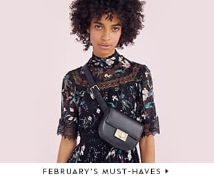 february's must haves.