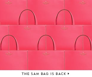 the sam bag is back