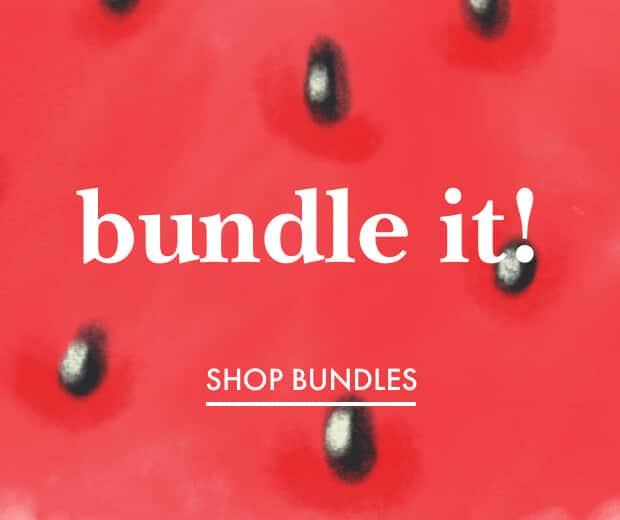 bundle it! shop bundles.